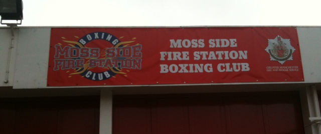 Moss Side Fire Station